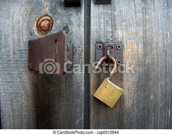 Open Lock - csp0012844