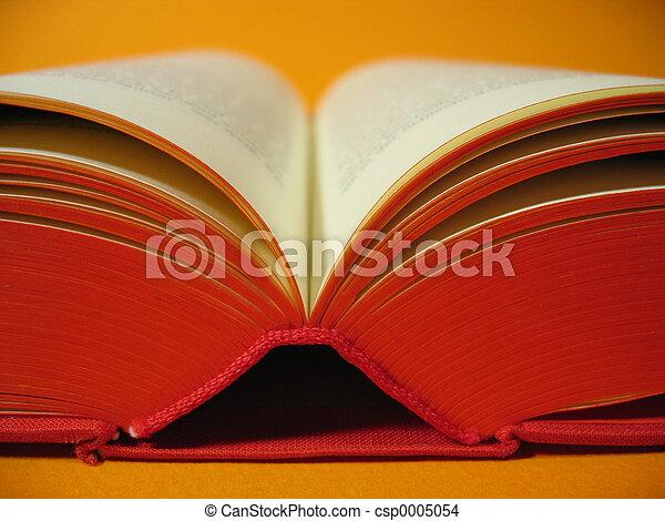 Open Red Book - csp0005054