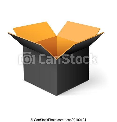 Opened box - csp30100194
