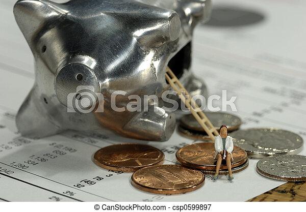 operação bancária - csp0599897