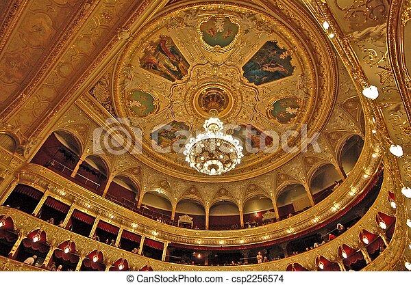 Opera House - csp2256574