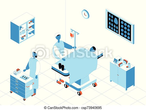 Operation Isometric Composition - csp73940695