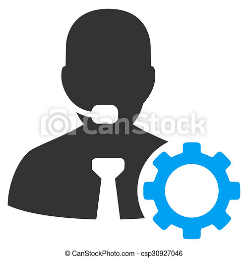 Operator Options Icon - csp30927046