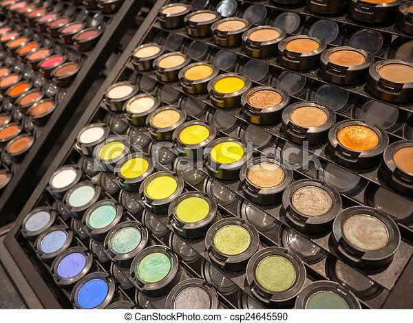 opmaken, beauty, display - csp24645590