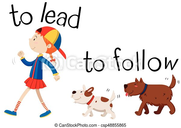 Follow the Path VBS Clip Art