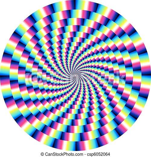 Optical Illusion - csp6052064