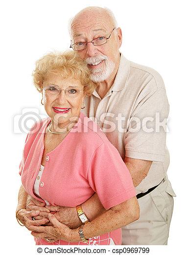 Optical Series - Happy Seniors - csp0969799