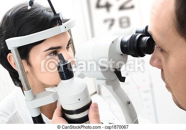 opticien - csp1870067