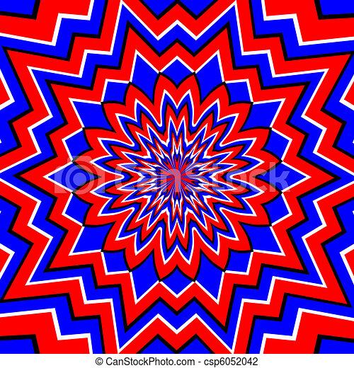 optische illusie - csp6052042