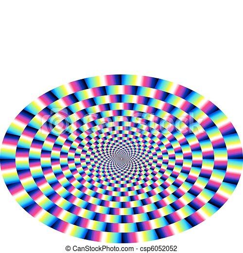 optische illusie - csp6052052