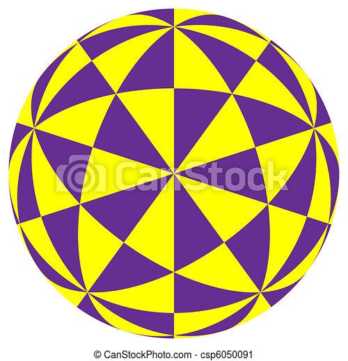 optische illusie - csp6050091