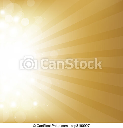 or, fond, étoile - csp8190927
