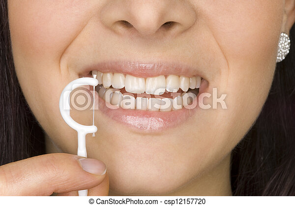 oral hygiene - csp12157720