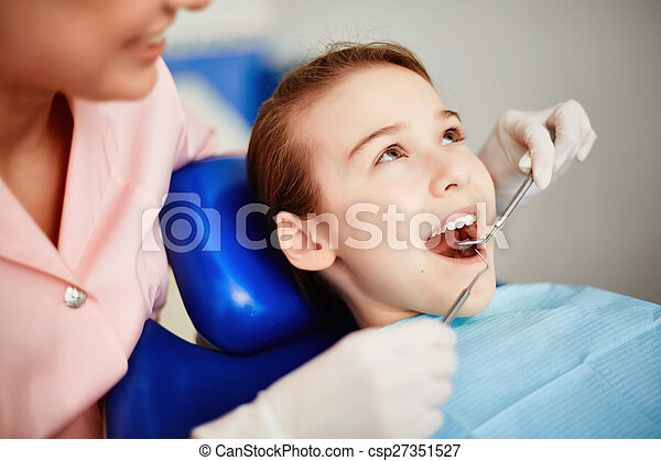 Oral inspection - csp27351527