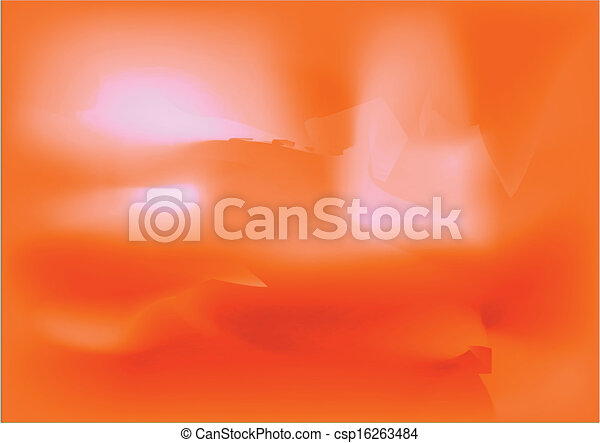 Orange background - csp16263484