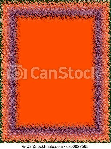 Orange Background - csp0022565