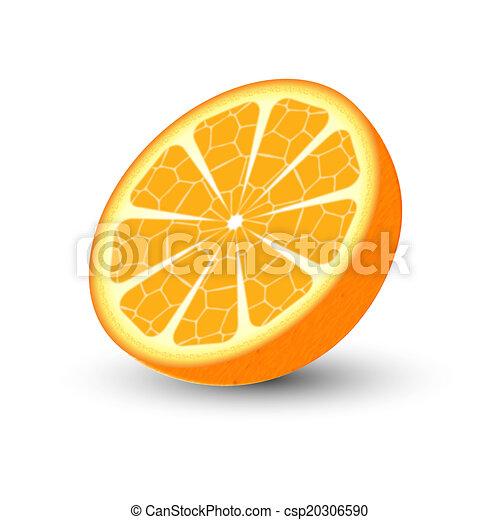 Orange - csp20306590
