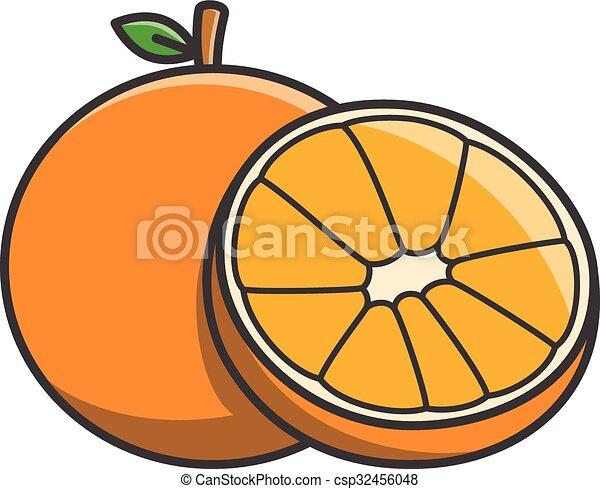Orange - csp32456048