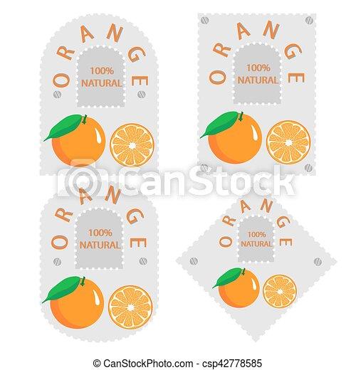 orange - csp42778585