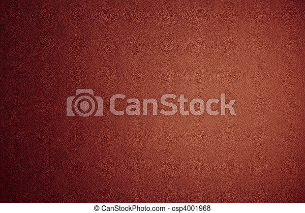 Orange felt background - csp4001968