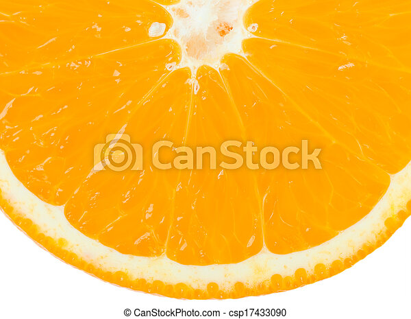 Orange fruit background - csp17433090