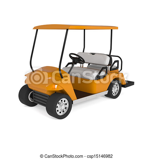 Orange golf cart car isolated on white - 3d illustration. on gps clipart, wheel clipart, honda clipart, heavy equipment clipart, beverages clipart, golf hole, utility clipart, truck clipart, computer clipart, commercial clipart, van clipart, car clipart, boat clipart, golf silhouette, tools clipart, side by side clipart, umbrella clipart, kayak clipart, utv clipart, construction clipart,
