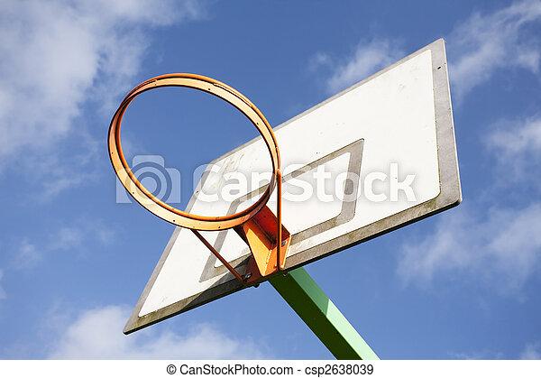 orange hoop - csp2638039