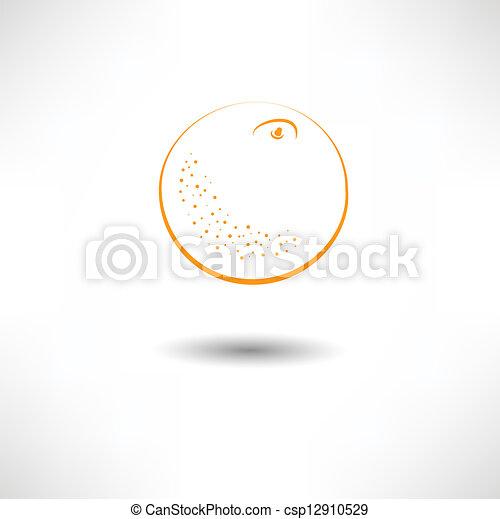 Orange - csp12910529