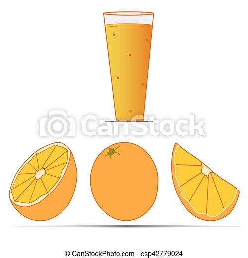 orange - csp42779024