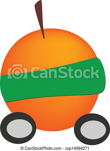 Orange - csp14994271