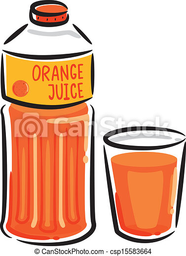 orange juice clip art vector search drawings and graphics images rh canstockphoto com drink orange juice clipart orange juice clipart
