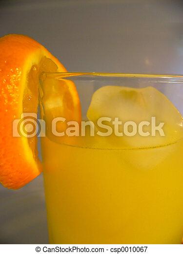 orange juice - csp0010067