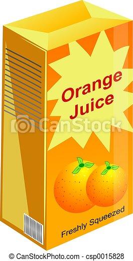 Orange Juice - csp0015828