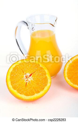Orange juice - csp2228283