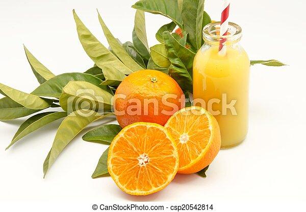Orange - csp20542814