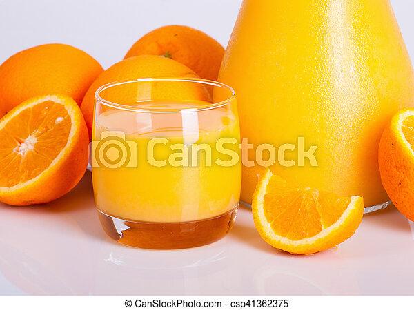 Orange - csp41362375