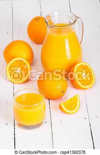 Orange - csp41362378
