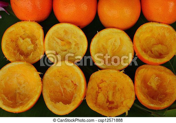 Orange - csp12571888