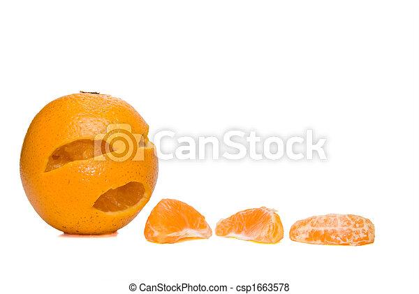 Orange  - csp1663578