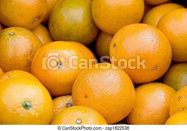 Orange - csp1822538