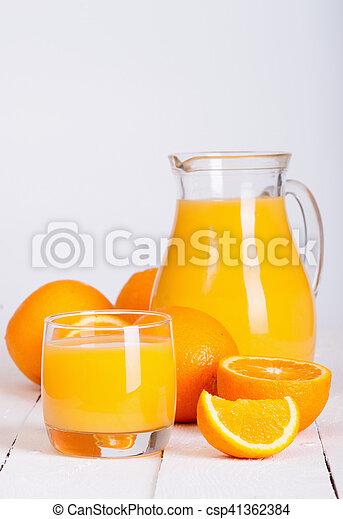 Orange - csp41362384