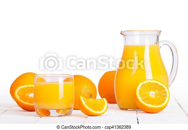 Orange - csp41362389