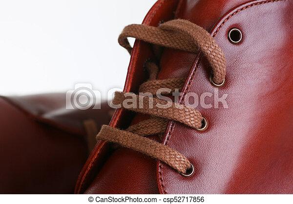 Orange red leather shoes men women unisex beauty fashion style ... 5cc9c59118