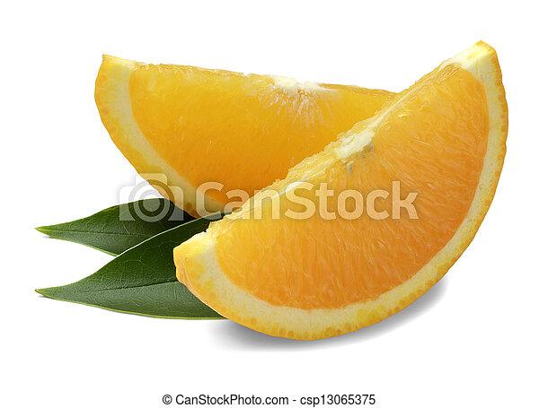 orange slices - csp13065375