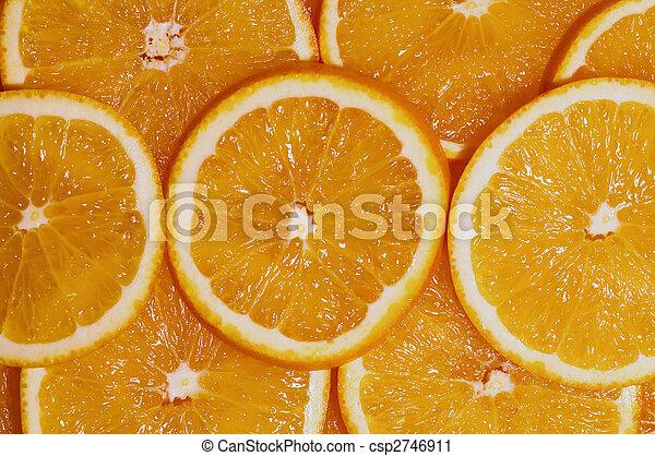 orange slices - csp2746911