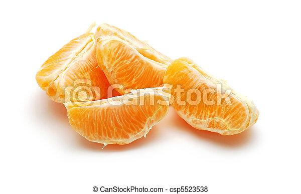orange slices - csp5523538