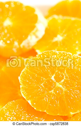 orange slices - csp5872838