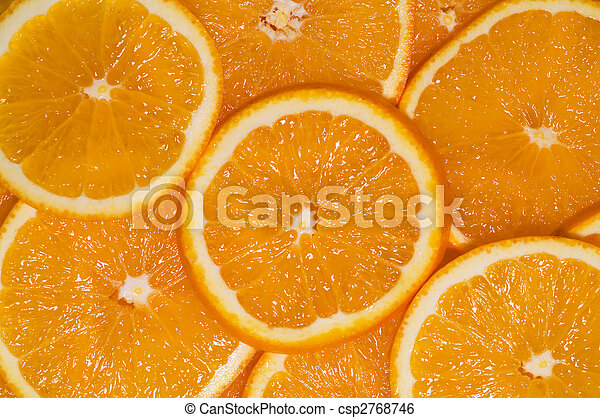 orange slices - csp2768746