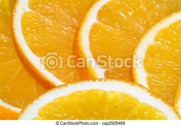 orange slices - csp2928469