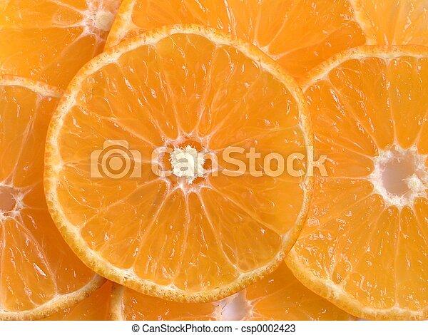 Orange Slices - csp0002423